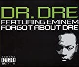 Pochette de l'album pour Forgot About Dre