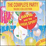 Album cover for The Complete Party Music Collection