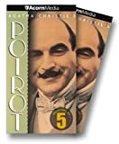 Agatha Christie's Poirot, Vol. 5 - Agatha Christie VHS Video