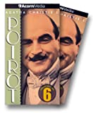 Agatha Christie's Poirot, Vol. 6 - Agatha Christie VHS Video