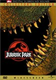 Jurassic Park (Widescreen Collector's Edition) - movie DVD cover picture