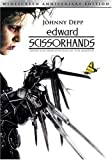Edward Scissorhands (10th Anniversary Edition) - movie DVD cover picture