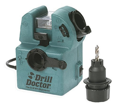 Shop Tools, Drill Doctor DD750PK Precision Drill Bit Sharpener.