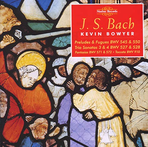 J.S. Bach : Complete Works for Organ - Vol.12