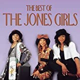 Cubierta del álbum de The Best of the Jones Girls
