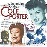 Pochette de l'album pour Legendary Songs of Cole Porter