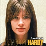 Album cover for Le meilleur de francoise Hardy