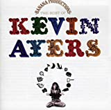 Cover of The Best of Kevin Ayers