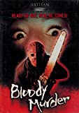 Bloody Murder - movie DVD cover picture