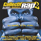 Pochette de l'album pour DJ Premier presents Collectif Rap 3