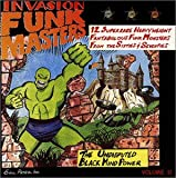 Album cover for Invasion Funk Master