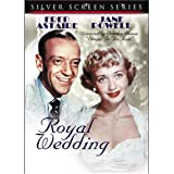 Royal Wedding - movie DVD cover picture