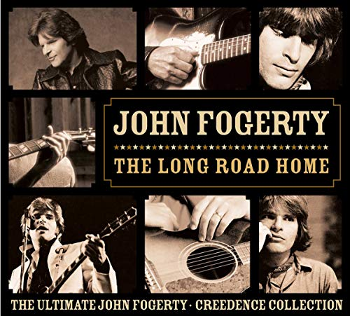 Creedence Clearwater Revival - The Long Road Home - Zortam Music