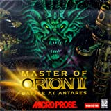 Master of Orion 2: Battle At Antares (Jewel Case)