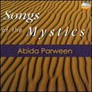 Capa de Songs of the Mystics