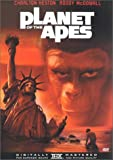 Planet of the Apes - movie DVD cover picture