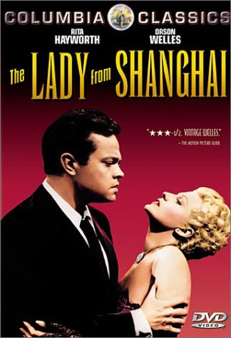 Buy The Lady from shanghai DVD