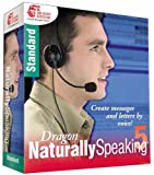 Dragon NaturallySpeaking 5.0 Standard Edition