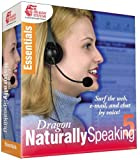 Dragon NaturallySpeaking 5.0 Essentials