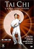 Tai Chi - 6 Forms, 6 Easy Lessons - movie DVD cover picture