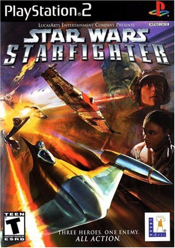 Star Wars Starfighter Other products by Lucasarts Entertainment Platform:   PlayStation2