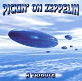 Pochette de l'album pour Pickin' on Zeppelin: A Tribute