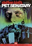 Pet Sematary - movie DVD cover picture