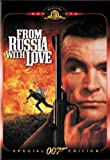 From Russia With Love - movie DVD cover picture