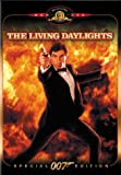 The Living Daylights - movie DVD cover picture