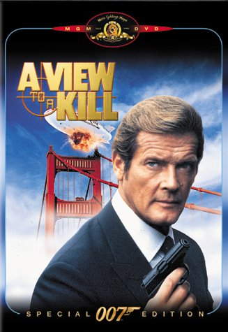 A view to a kill / Вид на убийство (1985)