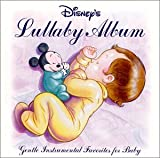 Capa de Disney's Lullaby Album