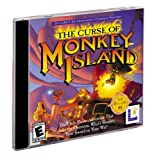Curse of Monkey Island cover