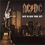 Capa do álbum Safe in New York City