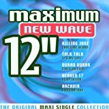 Copertina di album per Maximum New Wave 12""