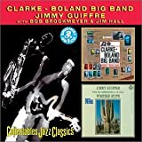 Capa do álbum Clarke-Boland Big Band/Western Suite