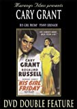 His Girl Friday/Penny Serenade - movie DVD cover picture