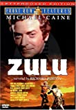 Zulu (Michael Caine) - movie DVD cover picture