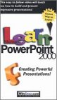 Learn Powerpoint 2000