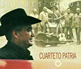 Album cover for Tributo al Cuarteto Patria