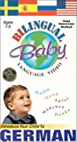 Bilingual Baby, GERMAN, Vol 3