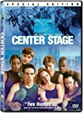 Center Stage - movie DVD cover picture