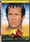 The Patriot - movie DVD cover picture