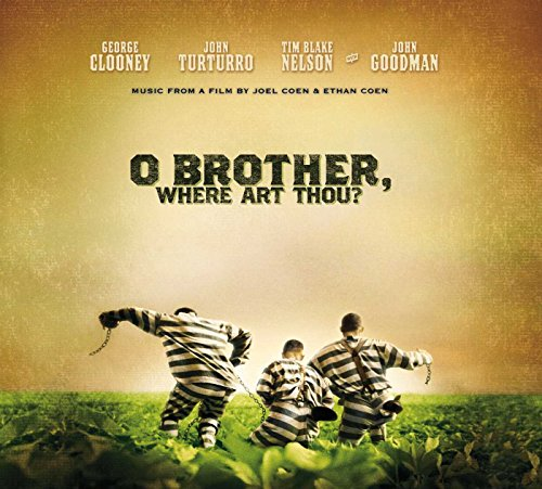 O Brother Where Art Though? - soundtrack