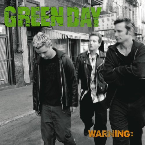 Original album cover of Warning by Green Day