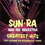 Cubierta del álbum de Greatest Hits: Easy Listening for Intergalactic Travel