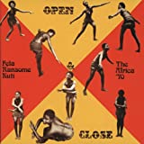 Album cover for Open & Close / Afrodisiac (feat. The Africa '70)