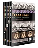 Treasures from American Film Archives - movie DVD cover picture