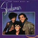 Skivomslag för The Very Best of Shalamar