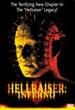 Hellraiser - Inferno - movie DVD cover picture