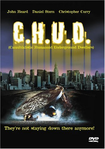 Review: C.H.U.D.   A Sewer Creature Classic!